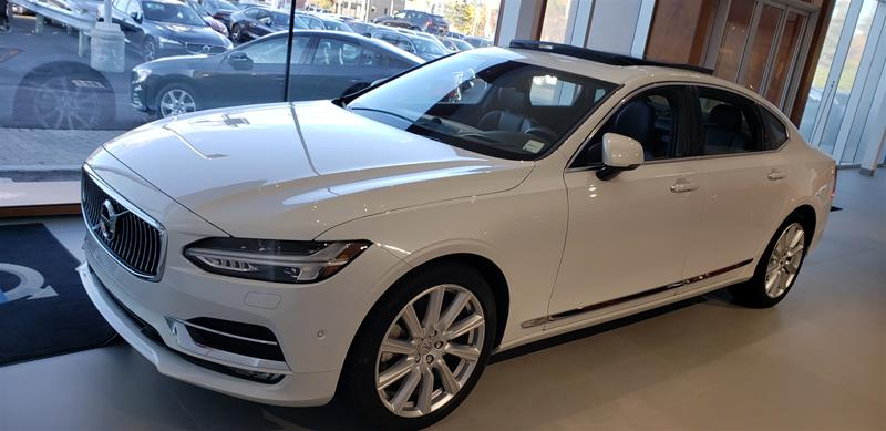 Certified Pre-Owned 2018 Volvo S90 T6 AWD Inscription