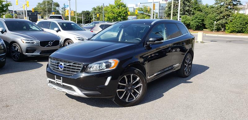 Certified Pre-Owned 2017 Volvo XC60 T5 AWD SE Premier