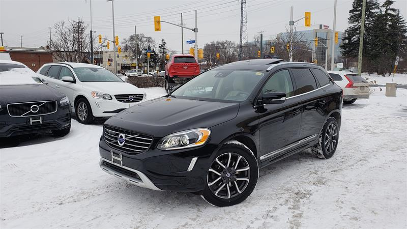 certified pre-owned 2017 volvo xc60 t5 awd se premier crossover in