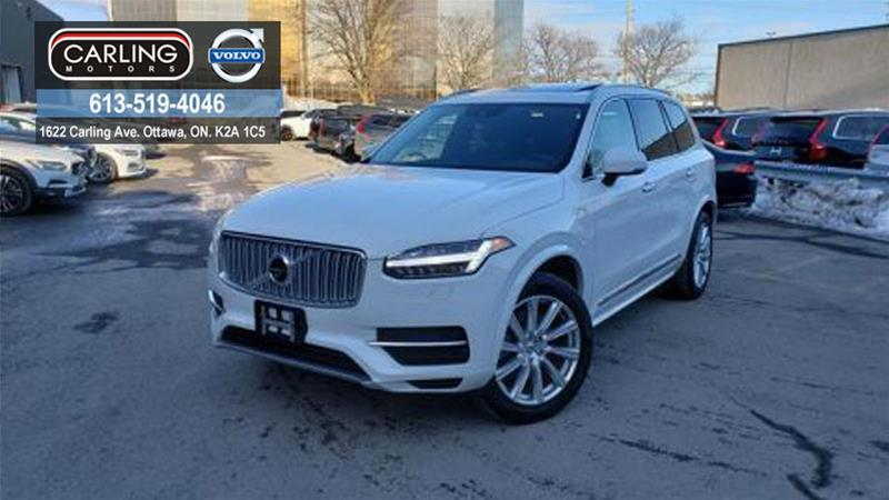 Certified Pre-Owned 2018 Volvo XC90 T8 eAWD Inscription