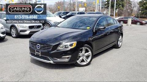 Certified Pre-Owned 2017 Volvo S60 T5 AWD SE Premier