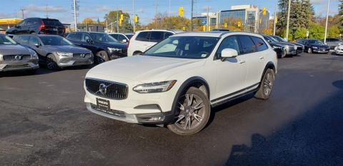 Certified Pre-Owned 2018 Volvo V90 Cross Country T5 AWD