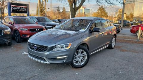 Certified Pre-Owned 2016 Volvo S60 Cross Country T5 AWD Platinum